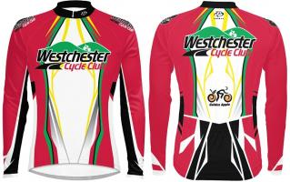WCC Long Sleeve Winter Weight Jersey